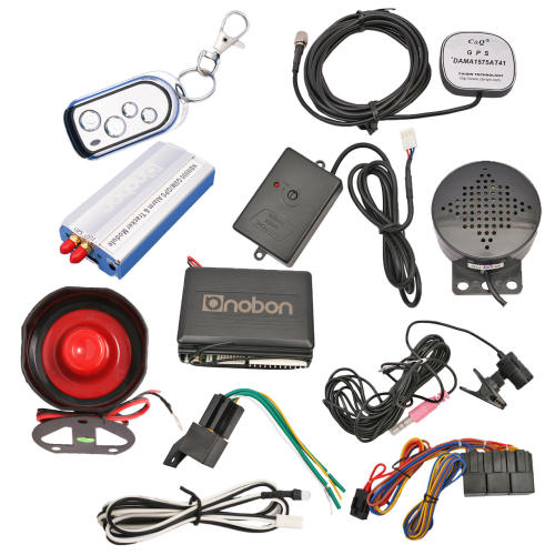 دزدگیر و ردیاب هوشمندخودرو مدل NBN-900