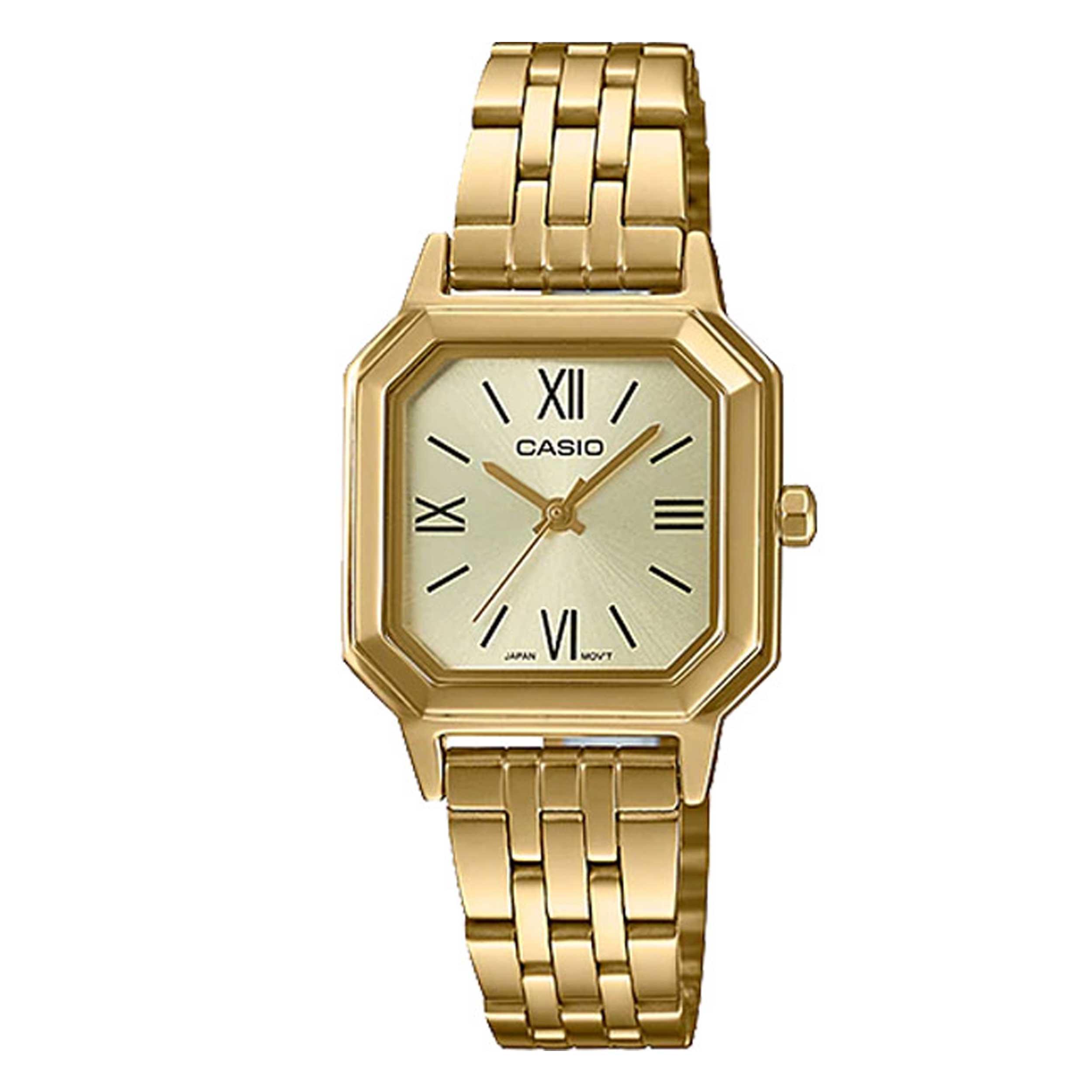 خرید و قیمت                      ساعت مچی  زنانه کاسیو مدل LTP-E169G-9BDF