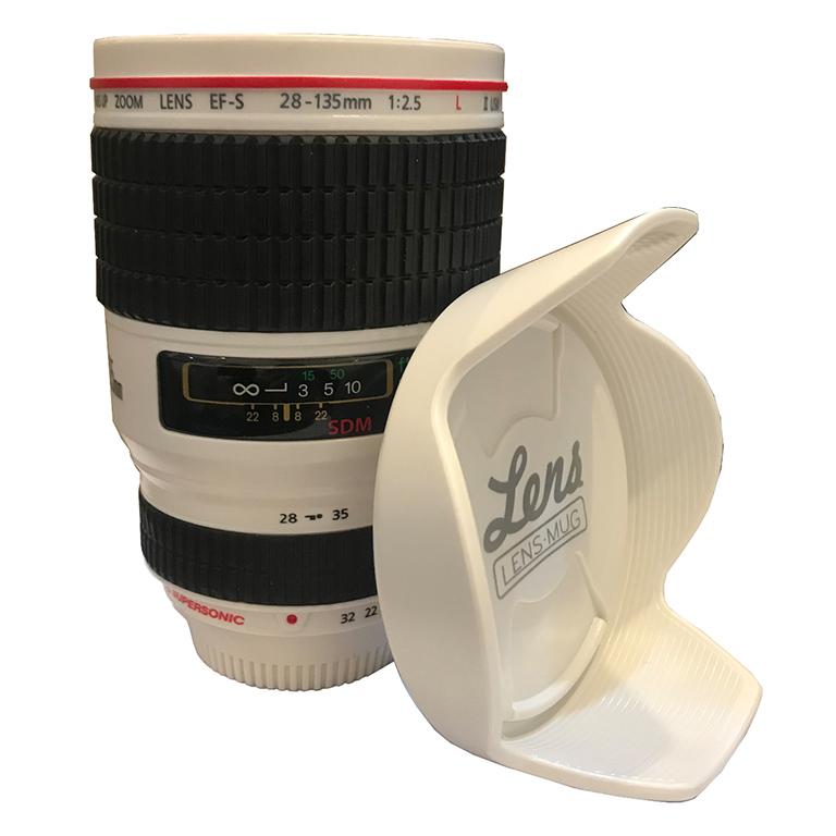 ماگ تامز آپ مدل Lens White