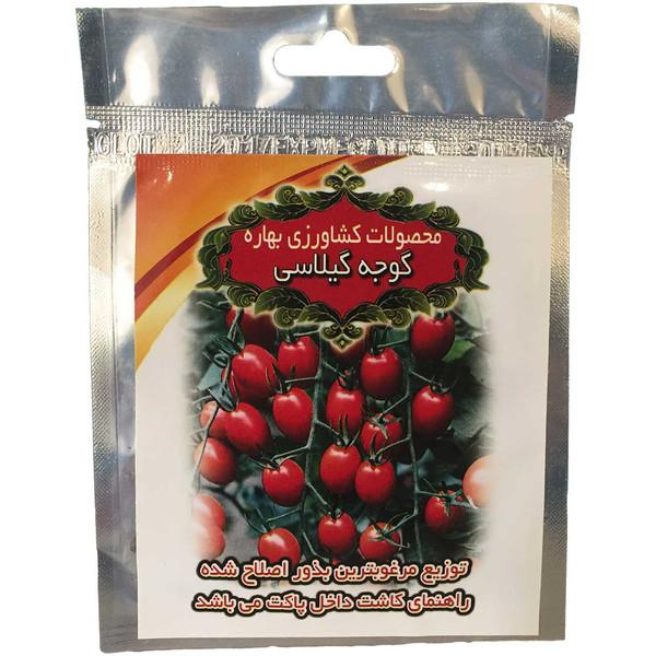 بذر گوجه گیلاسی محصولات کشاورزی بهاره کد 297