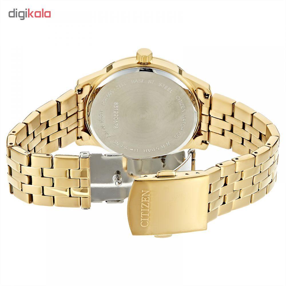 خرید ساعت مچی عقربه ای مردانه سیتی زن مدل BI5072-51E | ساعت مچی