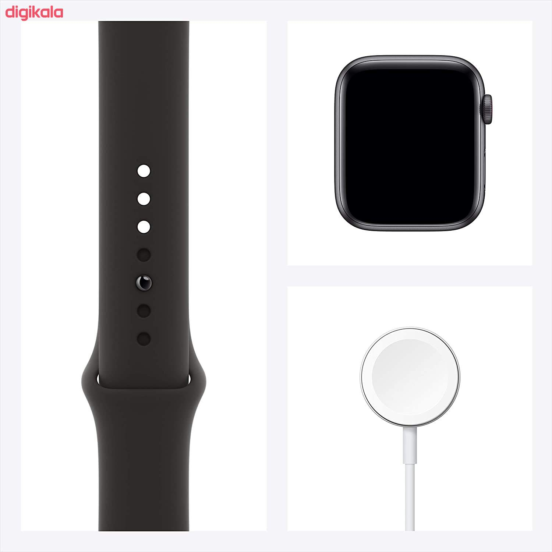 ساعت هوشمند اپل واچ سری SE مدل 40mm Aluminum Case   main 1 8
