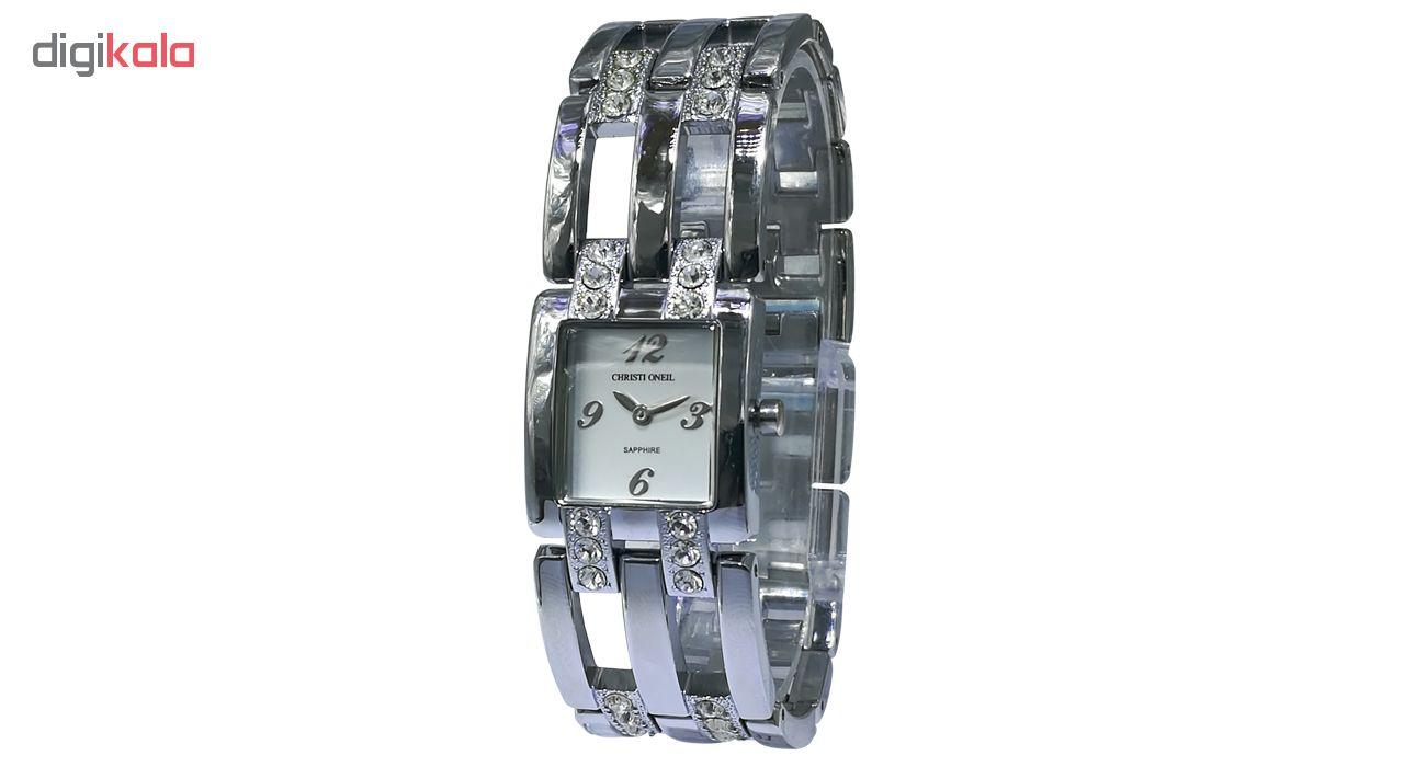 ساعت مچی عقربه ای زنانه کریستی اونیل مدلe053