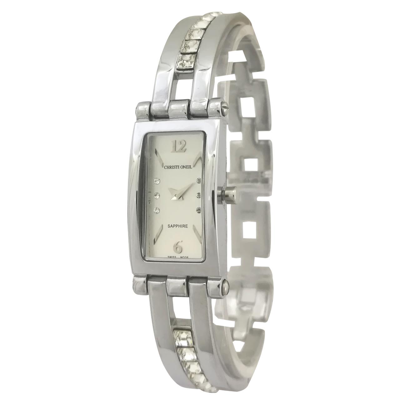ساعت مچی عقربه ای زنانه کریستی اونیل مدل f056