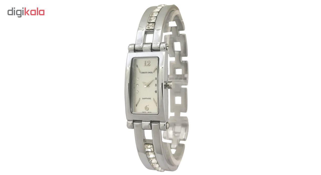 ساعت زنانه برند کریستی اونیل مدل f056