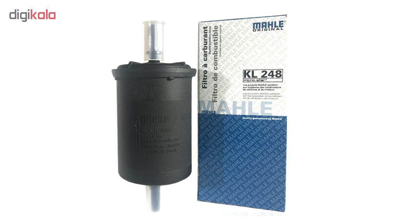 فیلتر بنزین ماهله مدل KL248 مناسب برای پژو 206 main 1 1