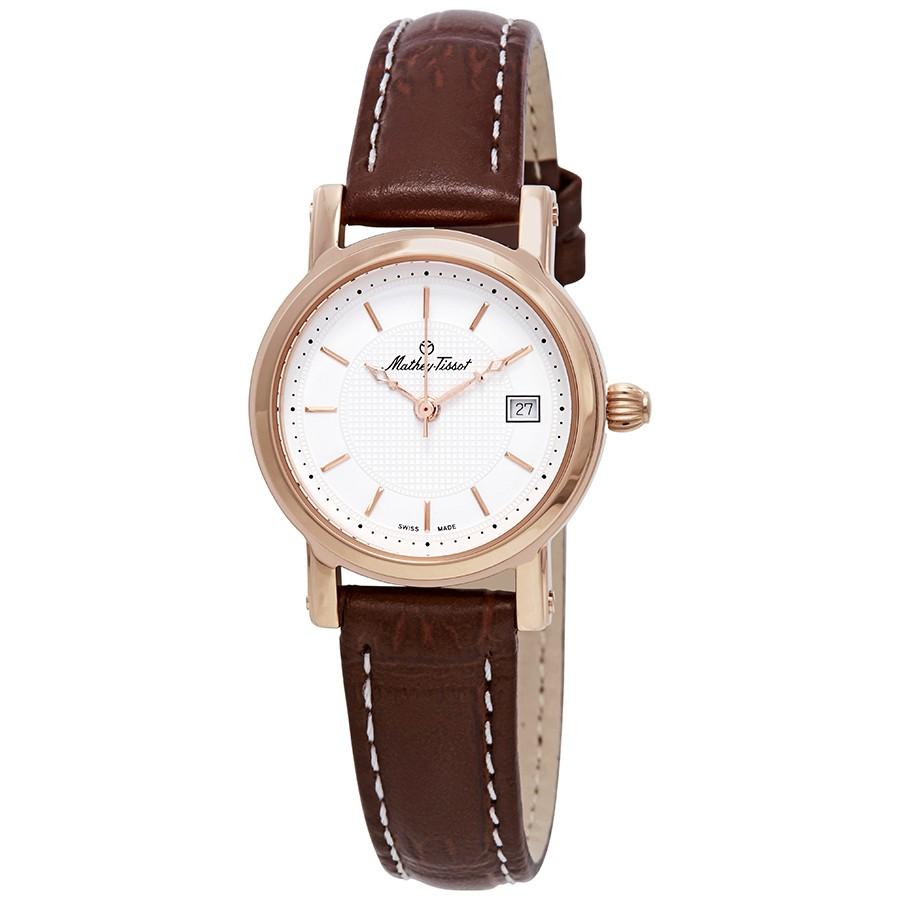 خرید ساعت مچی عقربه ای زنانه متی تیسوت مدل D31186PI