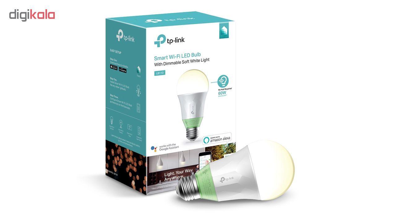 لامپ هوشمند تی پی-لینک مدل Kasa LB110_V1 main 1 4