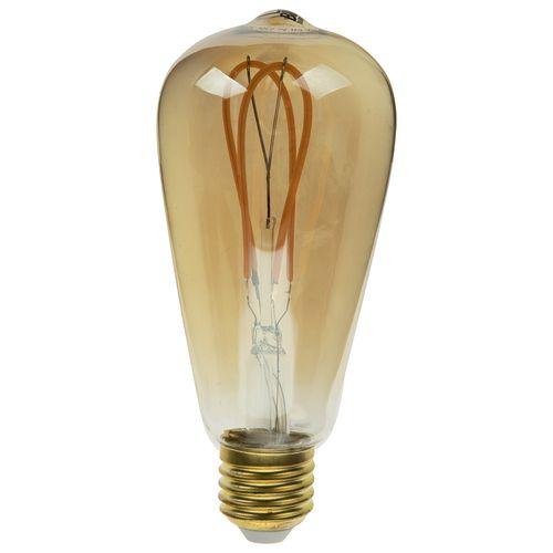 لامپ فیلامنتی 4 وات بروکس مدل 267099 پایه E27
