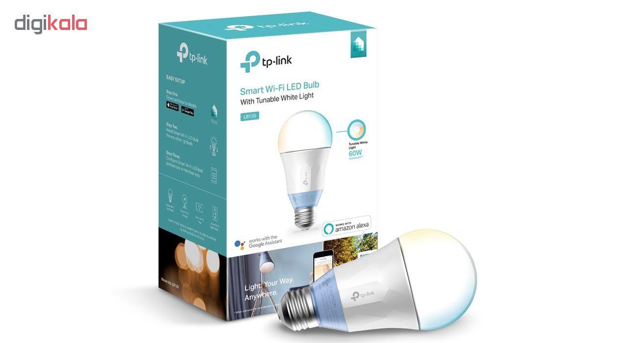 لامپ هوشمند تی پی-لینک مدل  Kasa LB120_V1 main 1 4