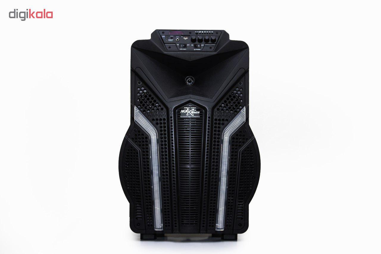 اسپیکر پرتابل مکس تاچ مدل MAXTOUCH5000