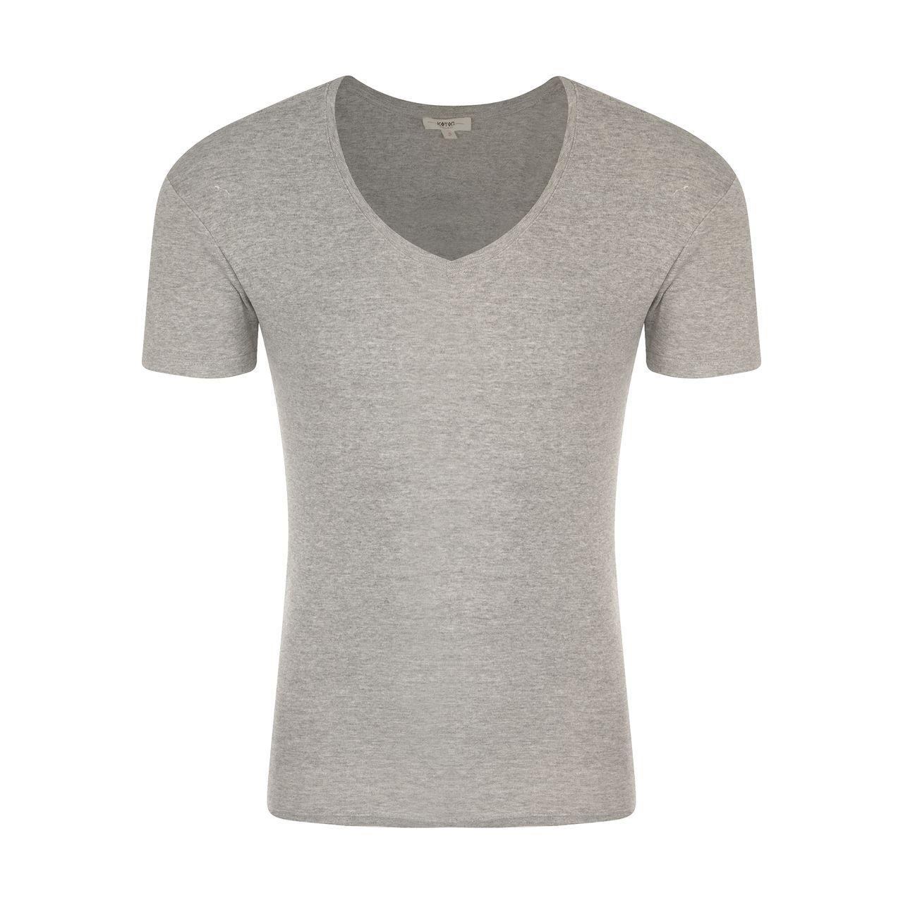 تی شرت مردانه کوتون مدل 7KAM15139LK-027