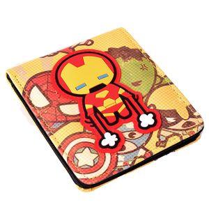 کیف پول بایو ورد سری Decoration مدل Ironman Fantasy