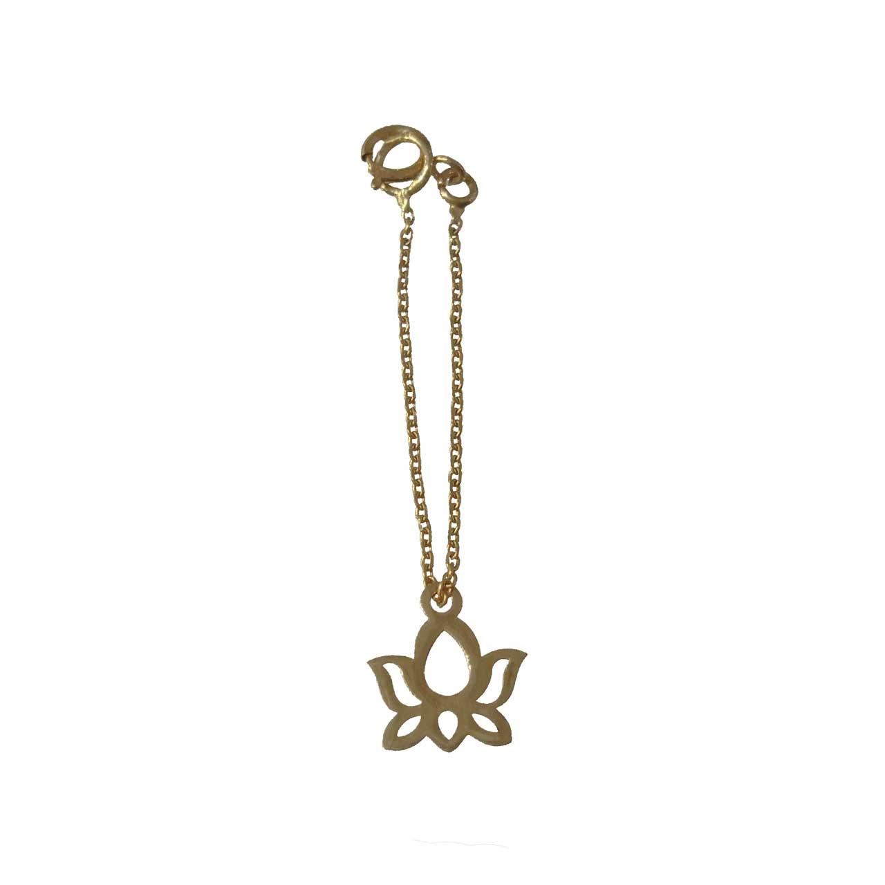 خرید آویز ساعت طلا 18 عیار کانیار گالری مدل AS1