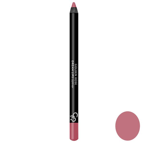 مداد لب گلدن رز مدل DREAM شماره 521