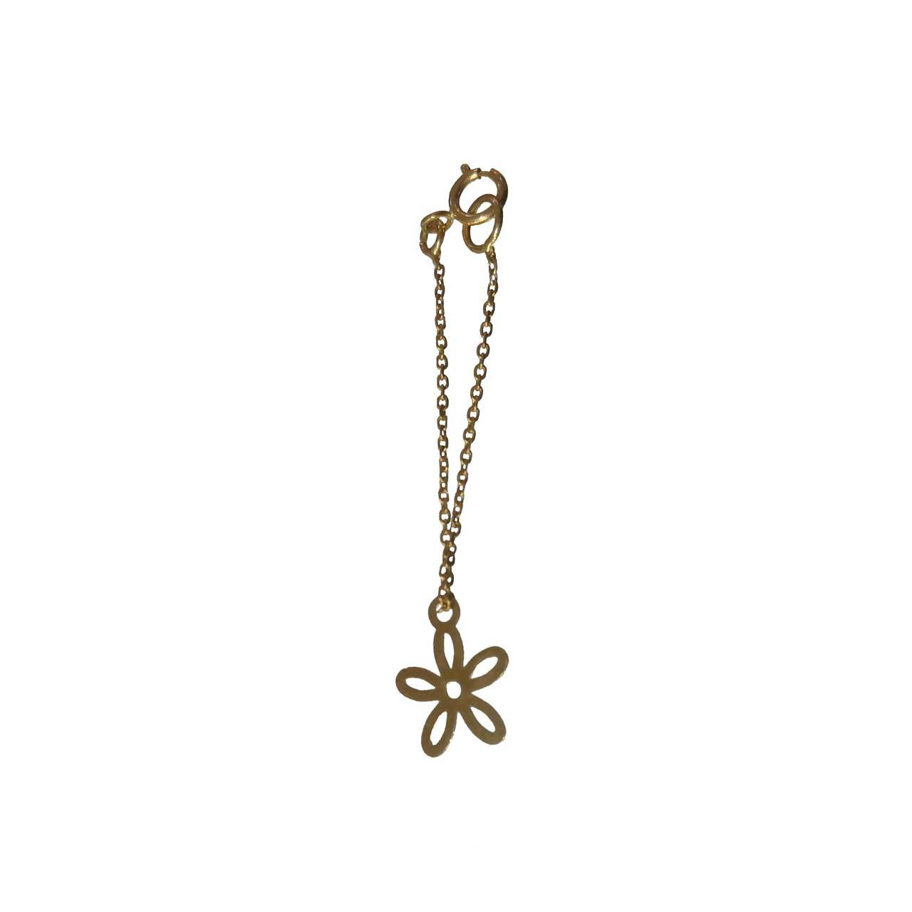 آویز ساعت طلا 18 عیار کانیار گالری مدل AS10