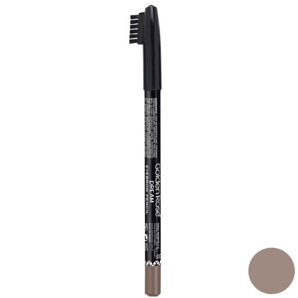 مداد ابرو گلدن رز مدل DREAM شماره 306