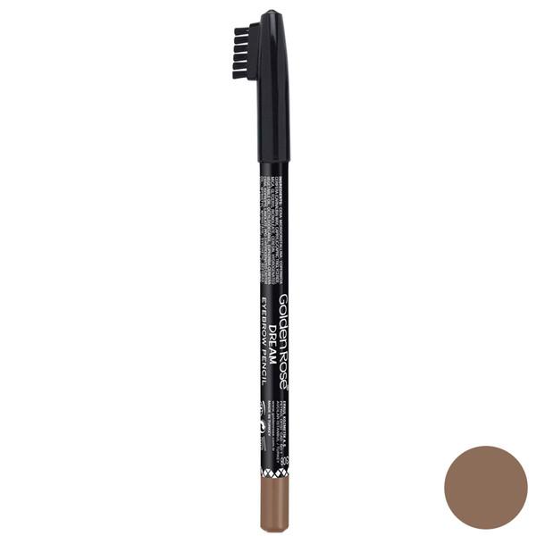مداد ابرو گلدن رز مدل DREAM شماره 308