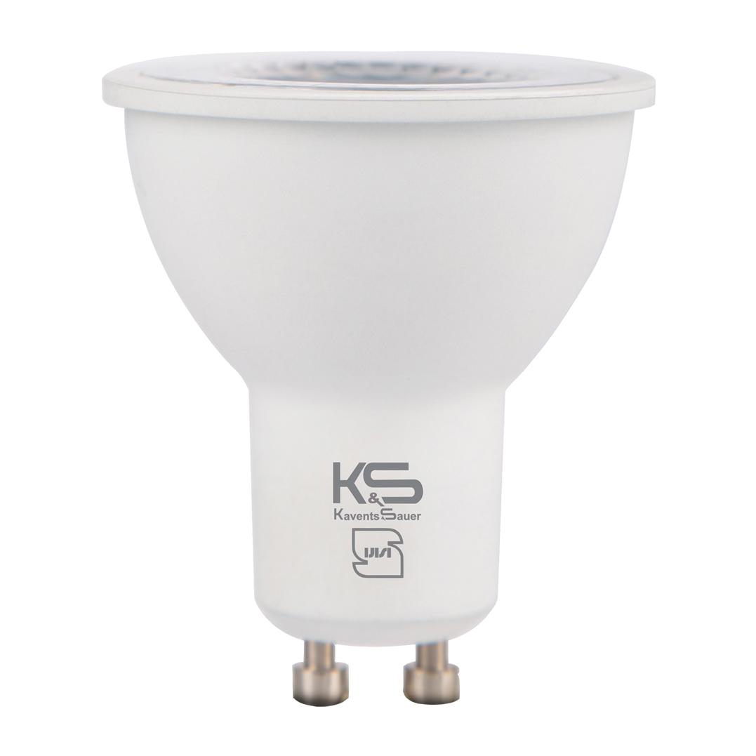 لامپ ال ای دی 5 وات کاونتز اند زائر مدل KS-GUX05 پایه GU10