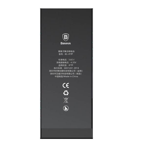 باتری مدل 2750 ظرفیت 2750 میلی آمپر ساعت مناسب برای گوشی موبایل اپل iphone 6 plus
