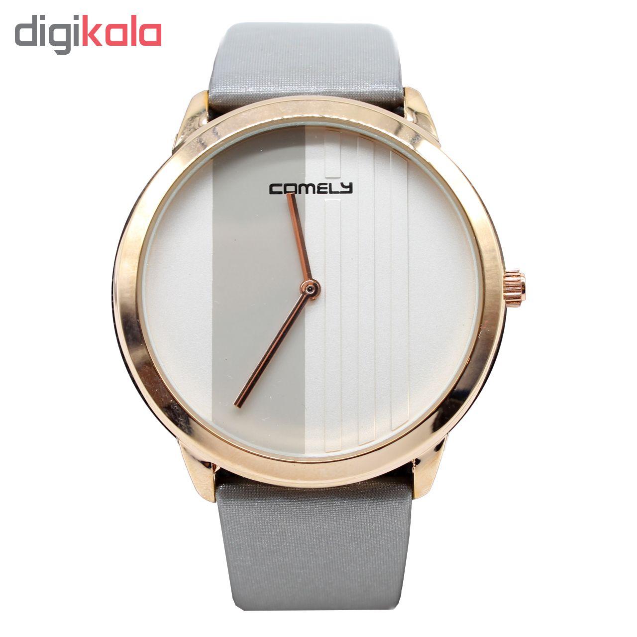 خرید ساعت مچی عقربه ای زنانه کملی مدل KW-004