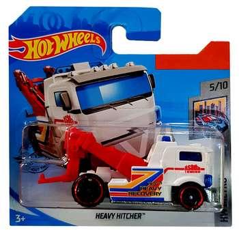 ماشین بازی هات ویلز مدل heavy hitcher