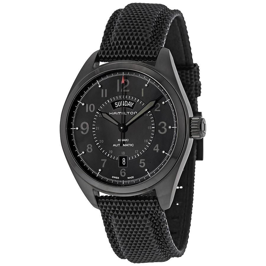 ساعت مچی عقربه ای مردانه همیلتون مدل h70695735