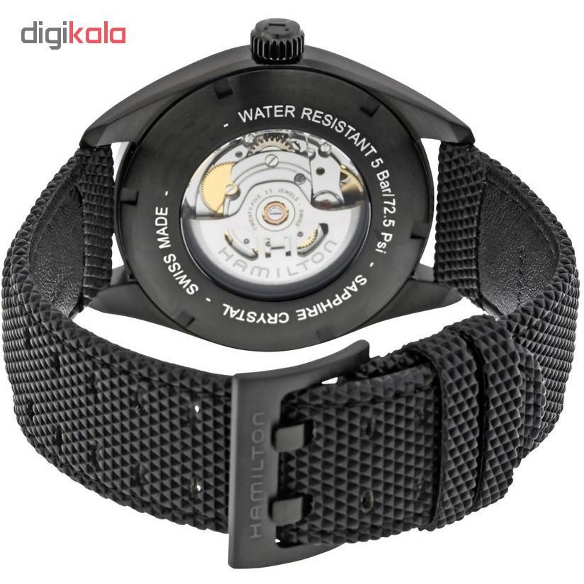 خرید ساعت مچی عقربه ای مردانه همیلتون مدل h70695735