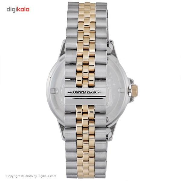 ساعت مچی عقربه ای مردانه رومانسون مدل TM0361MM1CAS1G
