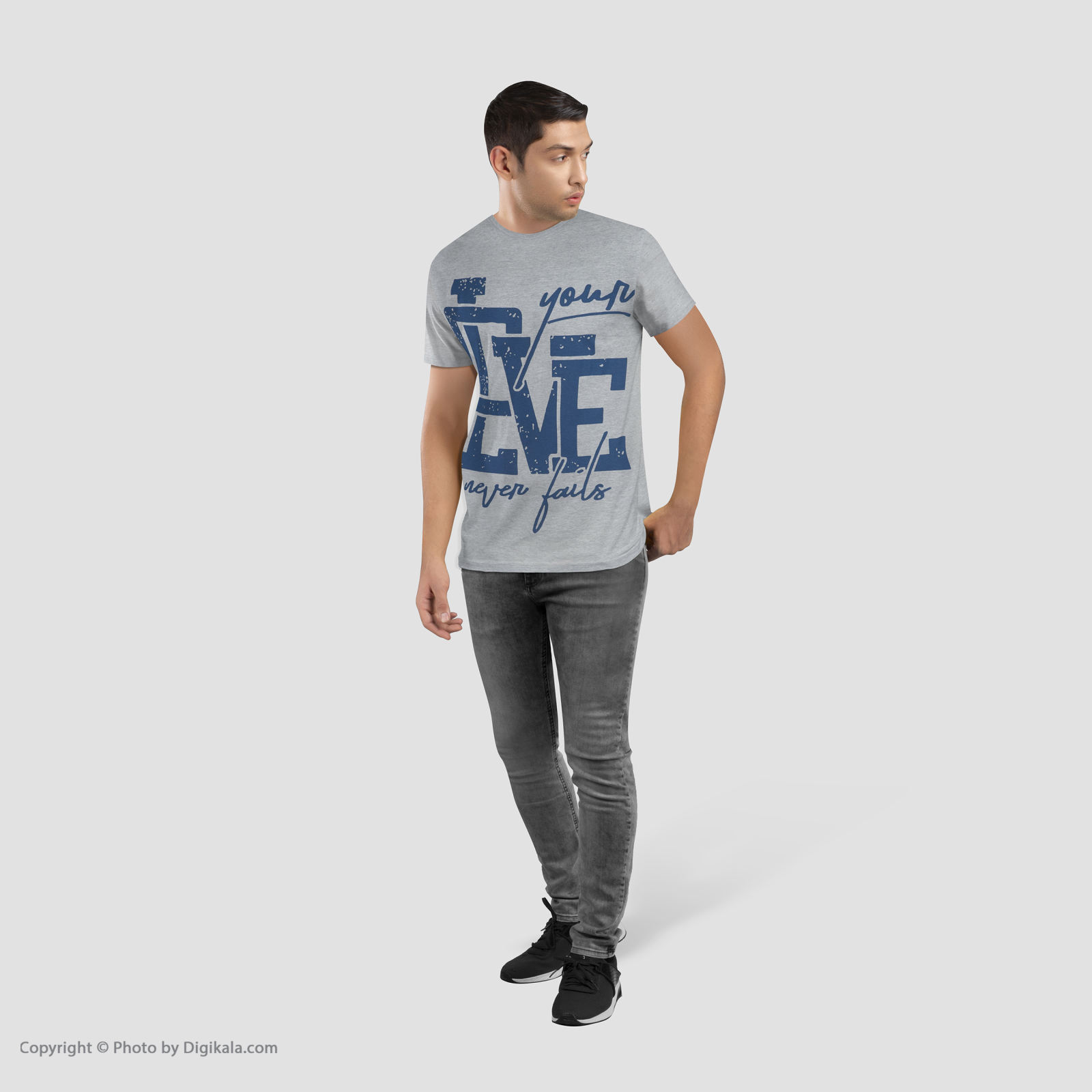 تیشرت مردانه آر اِن اِس مدل 12020956-93 -  - 9