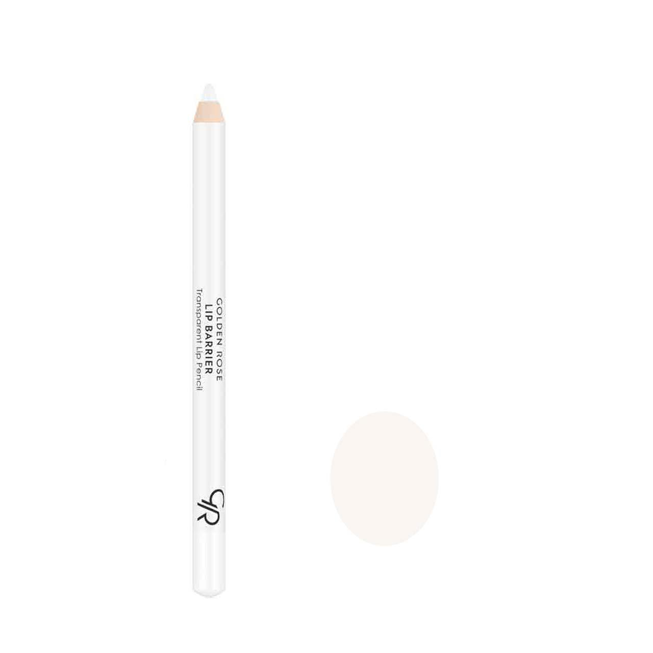 مداد محافظ لب گلدن رز مدل lip barrier