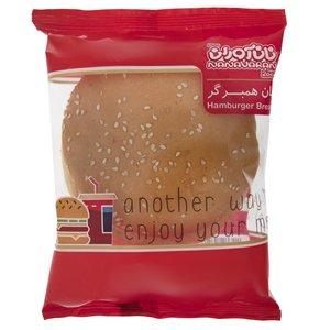 نان همبرگر نان آوران بسته یک عددی