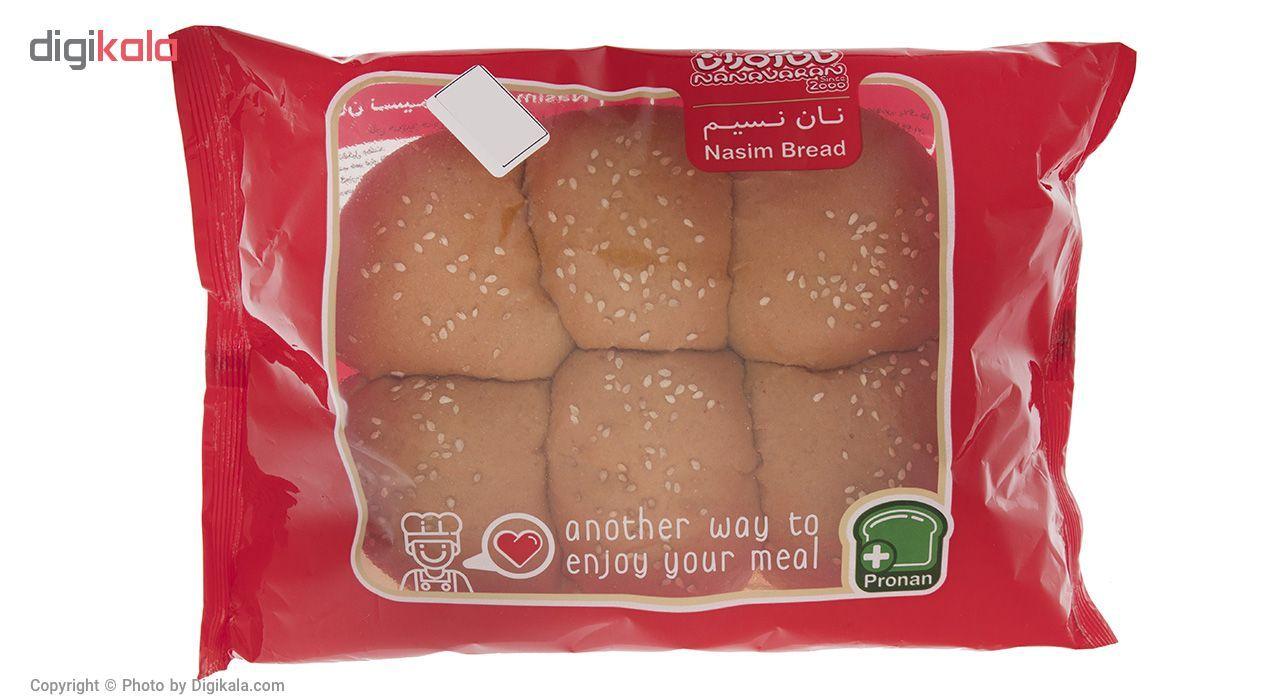نان نسیم نان آوران مقدار 230 گرم main 1 1