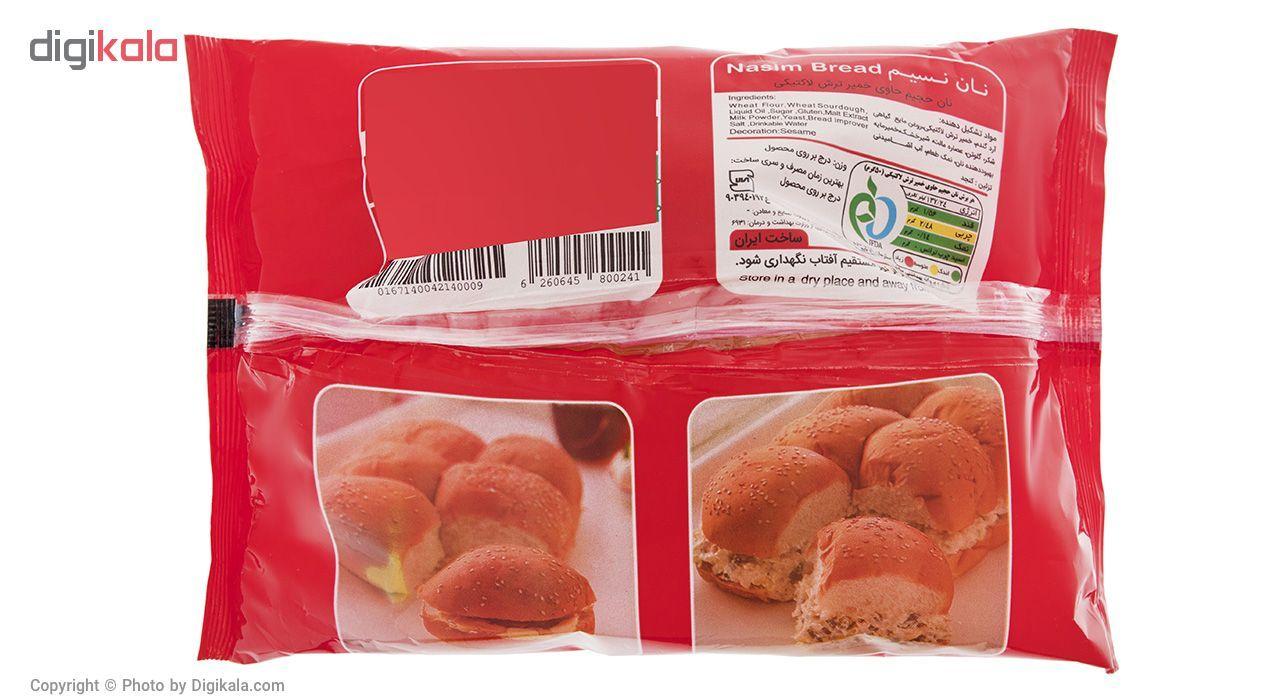 نان نسیم نان آوران مقدار 230 گرم main 1 2