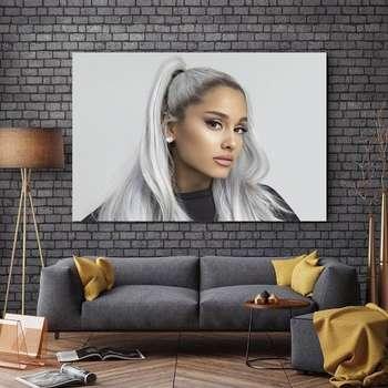 تابلو شاسی طرح بزرگان موسیقی مدل آریانا گرانده کد A258