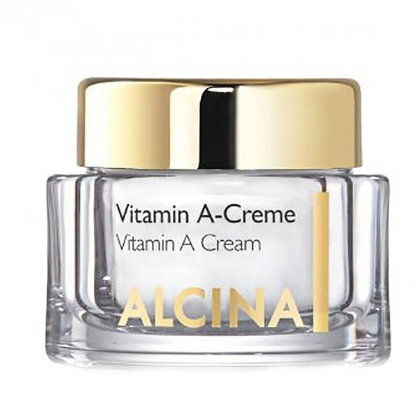 کرم ضد چروک آلسینا مدل ویتامین A حجم 50 میلی لیتر
