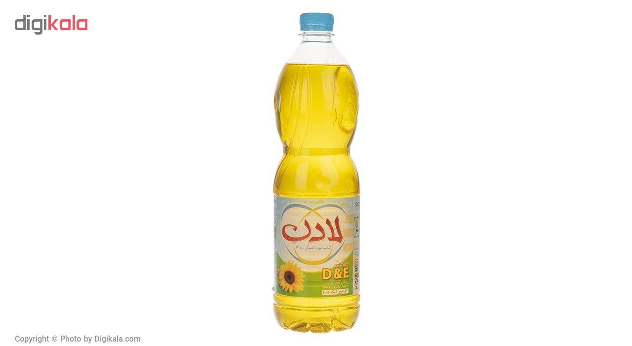 روغن مایع آفتابگردان ویتامینه لادن - 810 گرم main 1 1