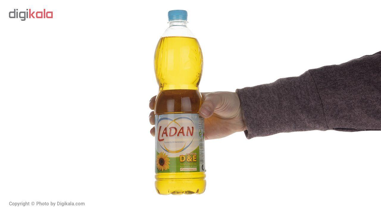 روغن مایع آفتابگردان ویتامینه لادن - 810 گرم main 1 3