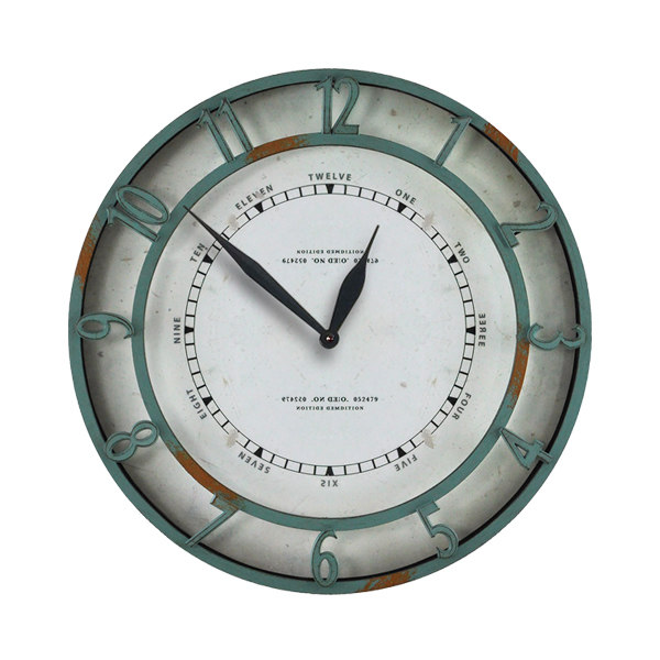 ساعت دیواری طرح آنتیک کد 960