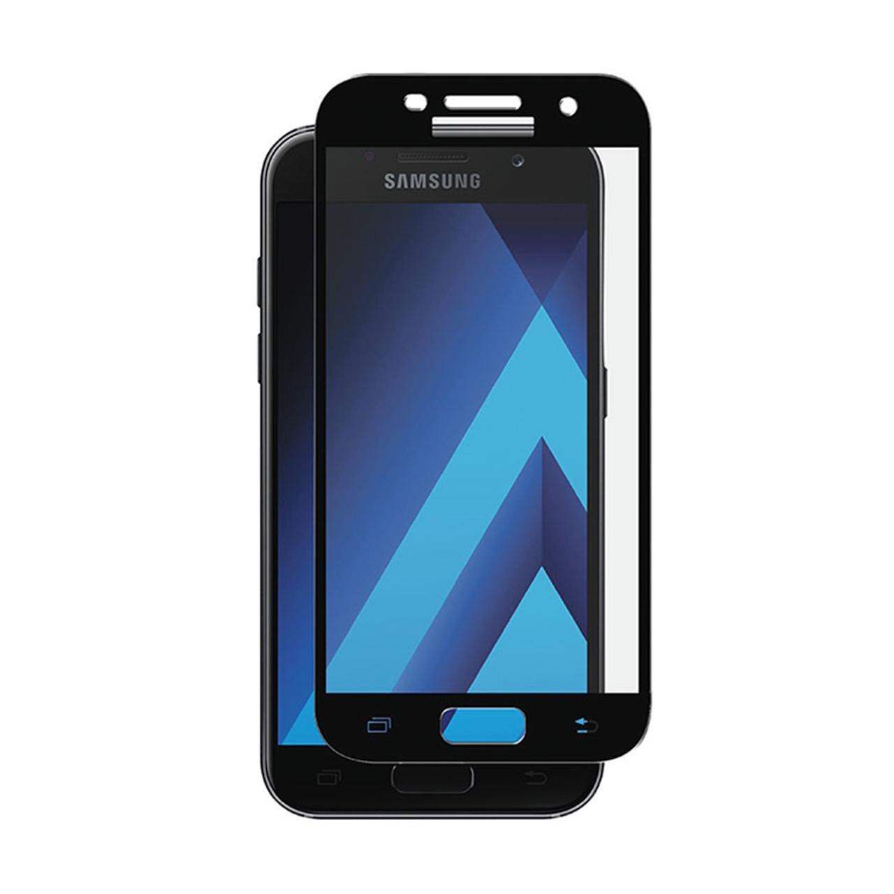 محافظ صفحه نمایش نیکسو مدل Full Glue مناسب برای گوشی موبایل سامسونگ گلکسی A5 2017