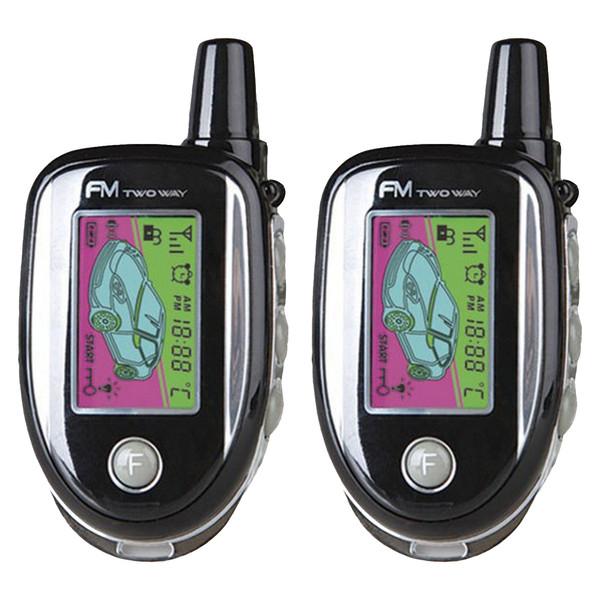دزدگیر خودرو زنوتیک مدل پی ال سی کد ریموت PLC Car Alarm Xenotic FM-A18