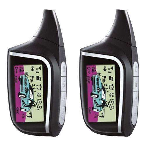 دزدگیر خودرو زنوتیک مدل پی ال سی کد ریموت PLC Car Alarm Xenotic FM-A11