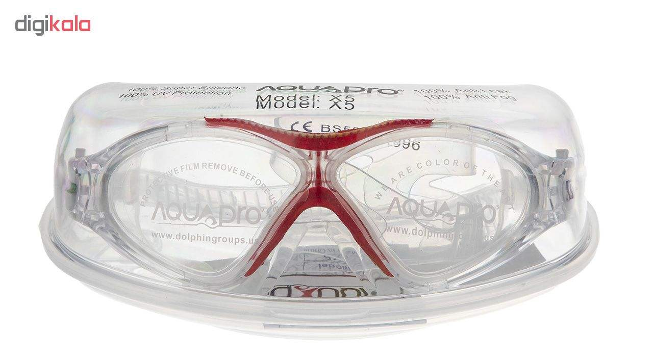 عینک شنا اکوا پرو مدل X5 main 1 4