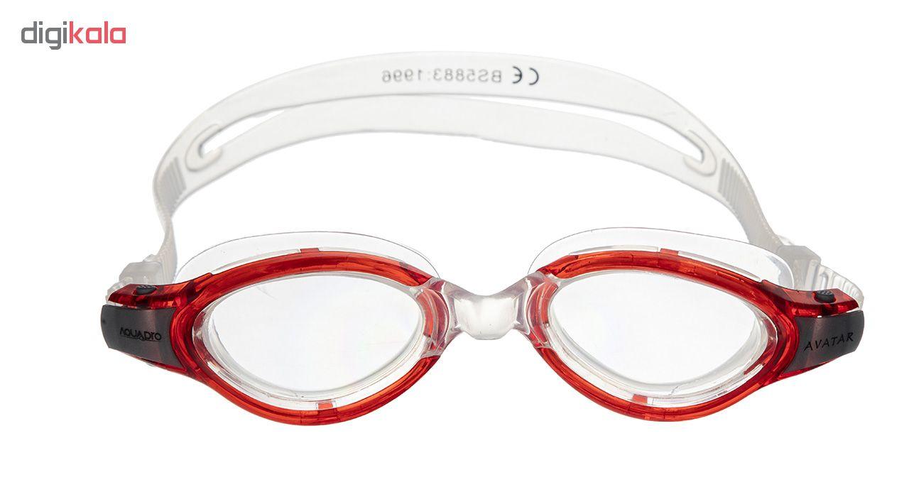عینک شنا اکوا پرو مدل Avatar
