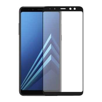 محافظ صفحه نمایش نیکسو مدل Full Glue مناسب برای گوشی موبایل سامسونگ گلکسی A8 2018
