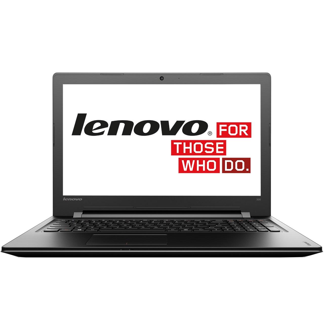 لپ تاپ 15 اینچی لنوو مدل Ideapad 300 - J