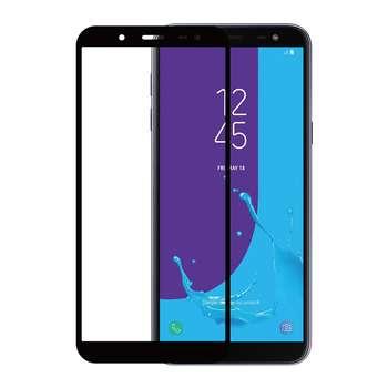 محافظ صفحه نمایش نیکسو مدل Full Glue مناسب برای گوشی موبایل سامسونگ گلکسی J6