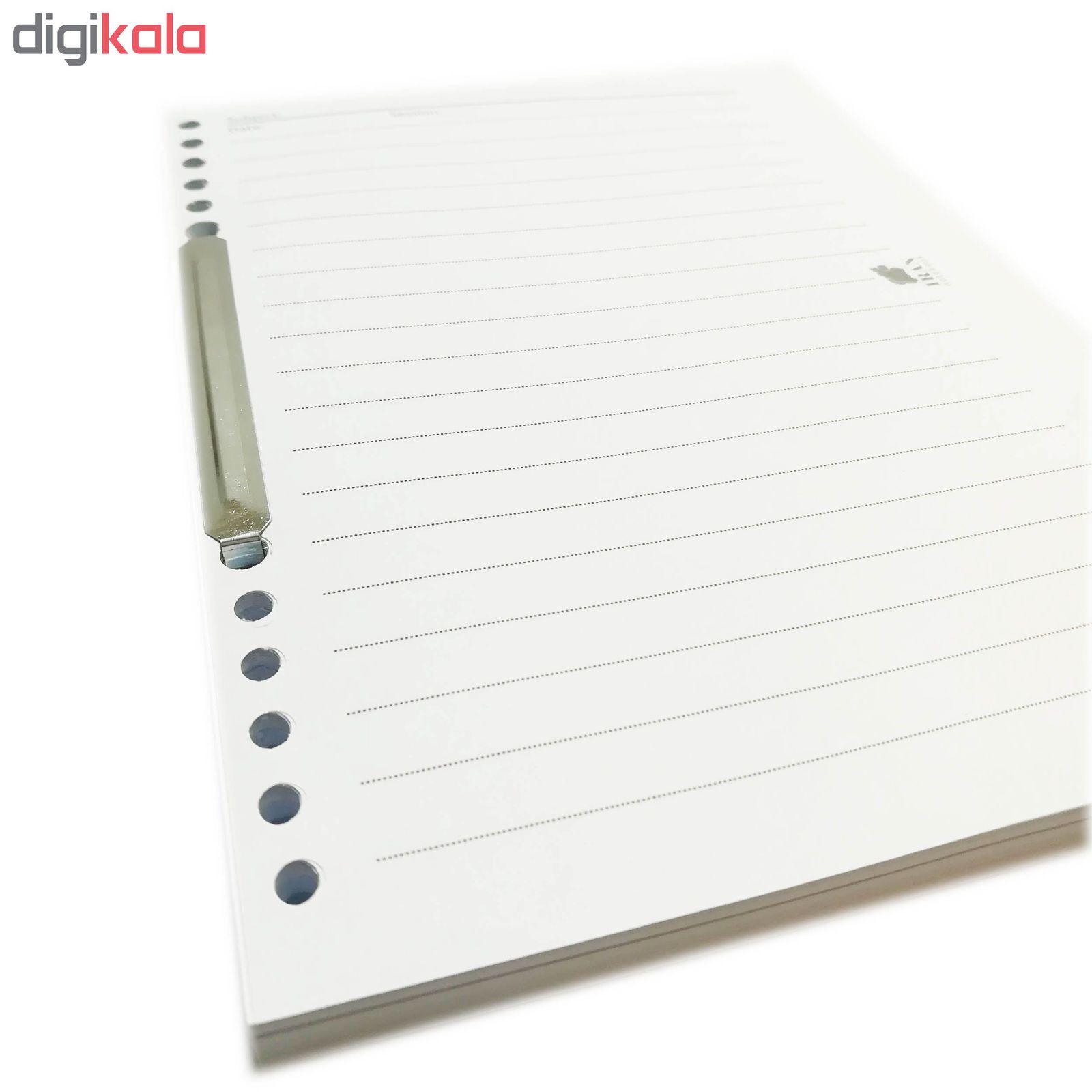 کاغذ کلاسور ایران کد 103 سایز A5 بسته 100 عددی main 1 1