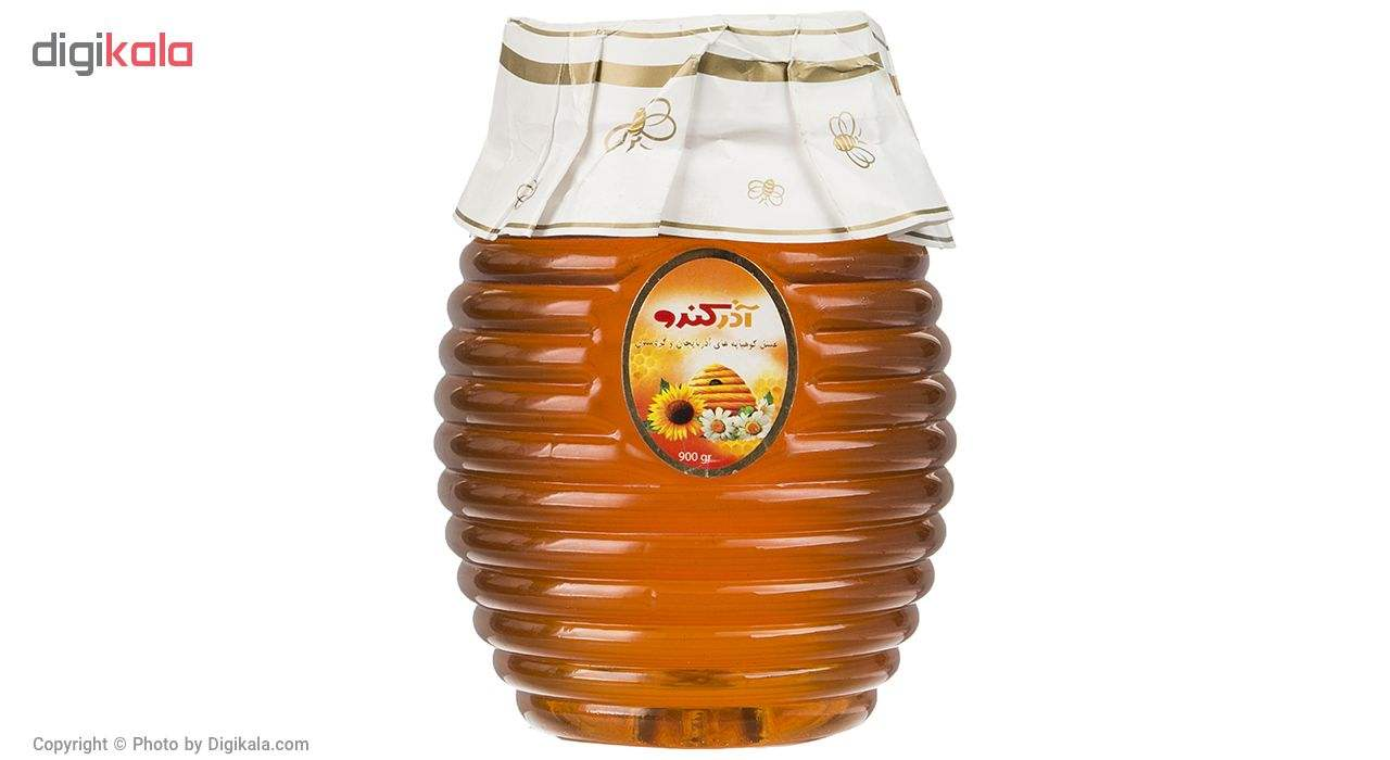 عسل طبیعی آذرکندو - 900 گرم main 1 1