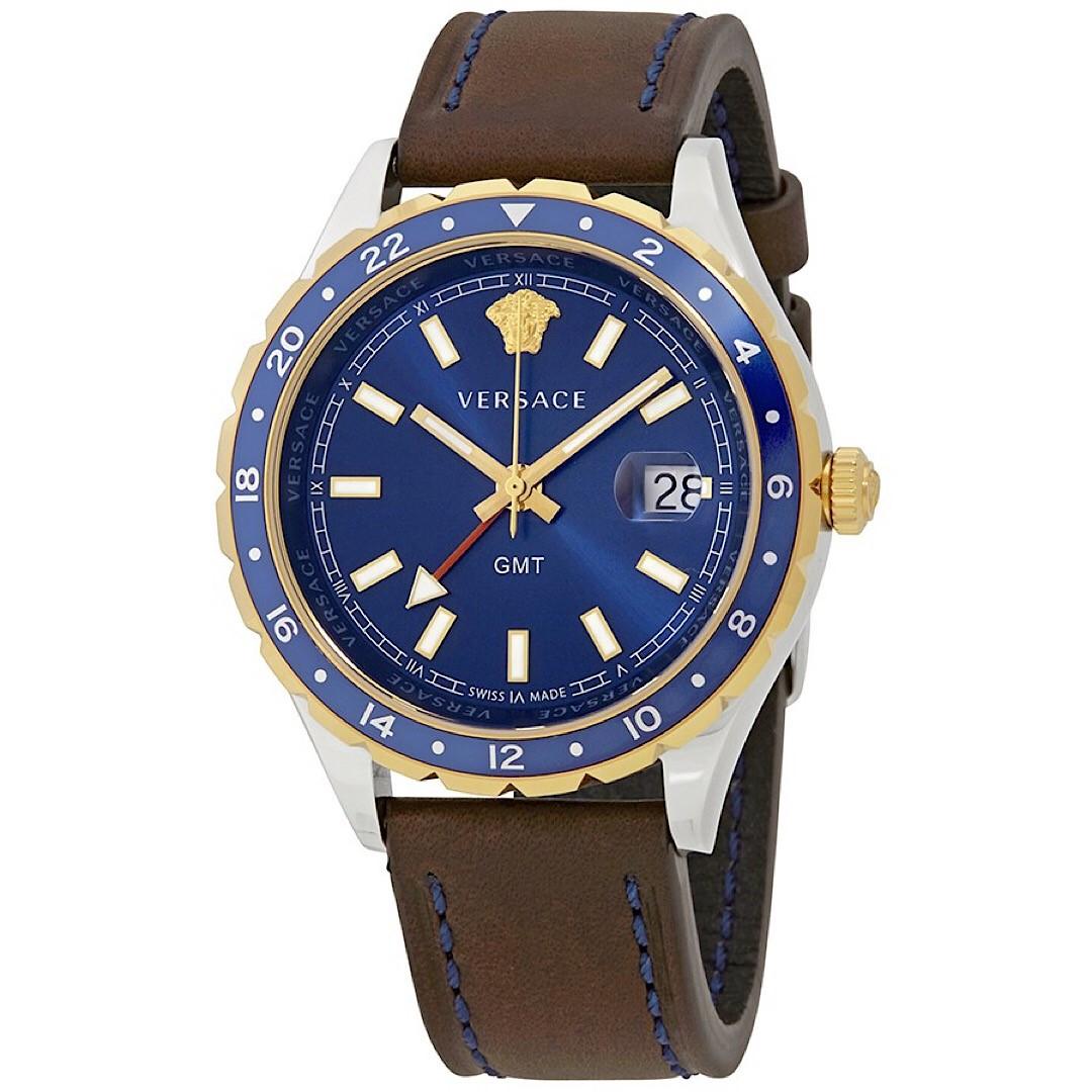 ساعت مچی عقربه ای مردانه ورساچه مدل V11080017